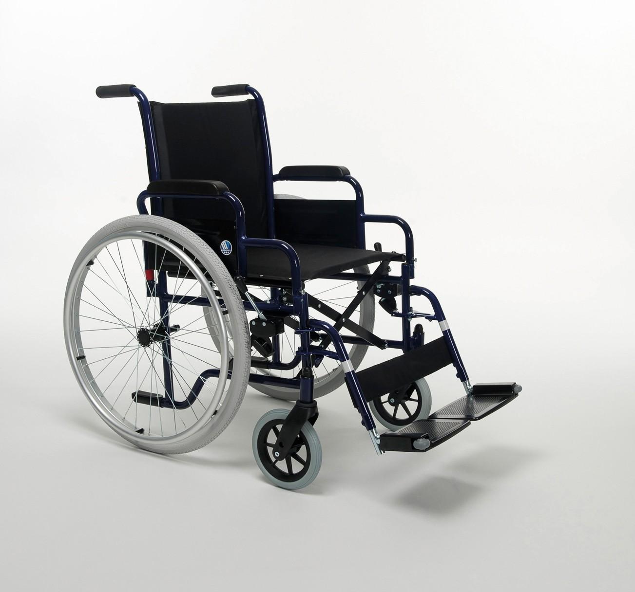 Wózek ręczny dla osób ciężkich 28