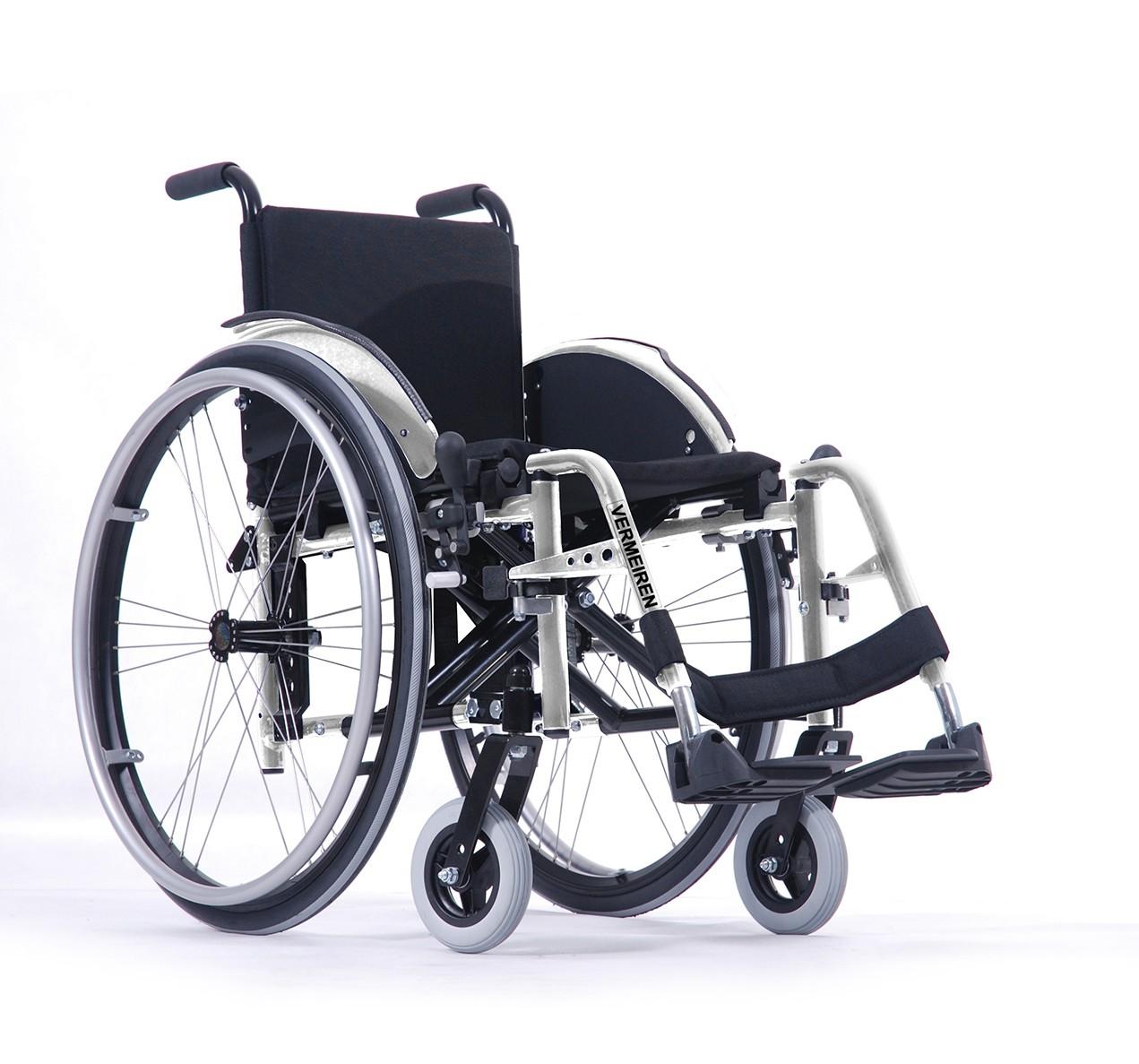 Wózek ze stopów lekkich ESCAPE AV