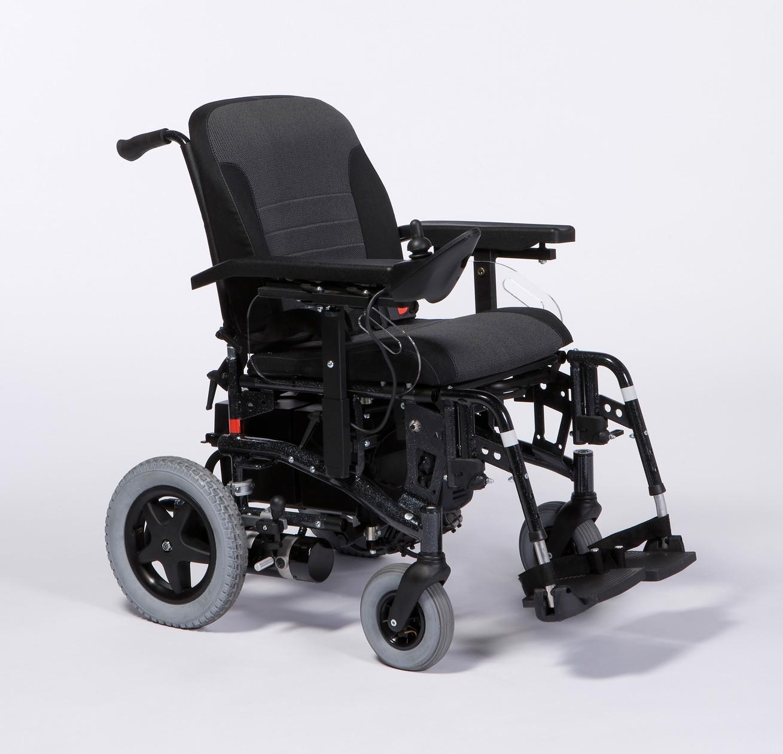 Wózek z napędem elektrycznym pokojowy RAPIDO