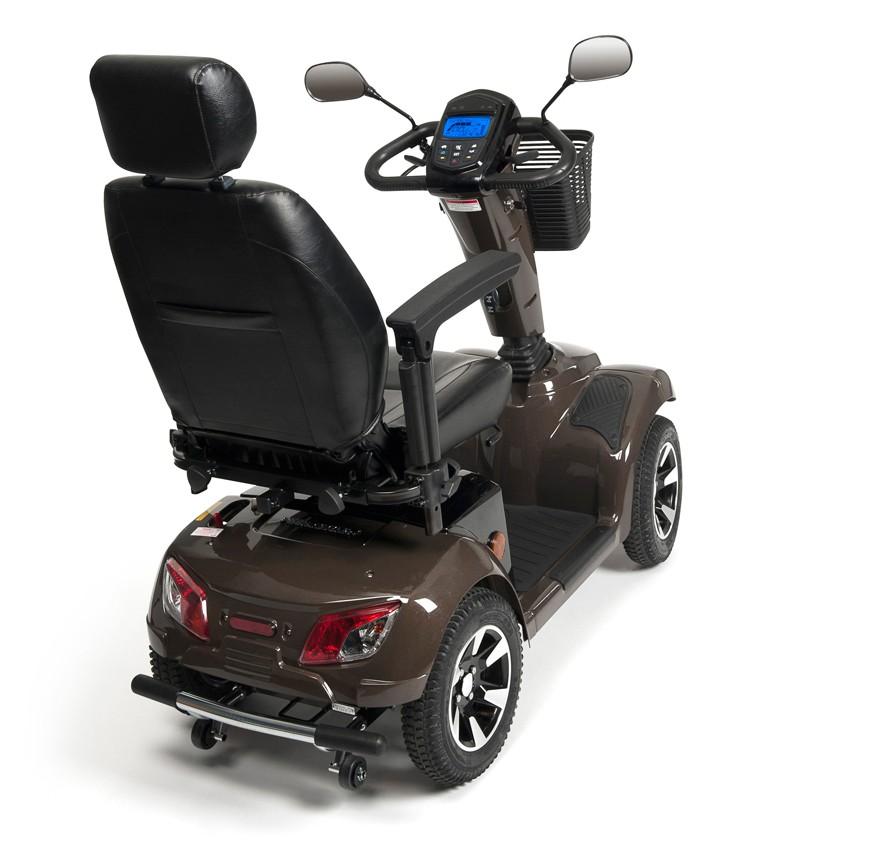 Skuter czterokołowy 17 km/h CARPO Limited Edition