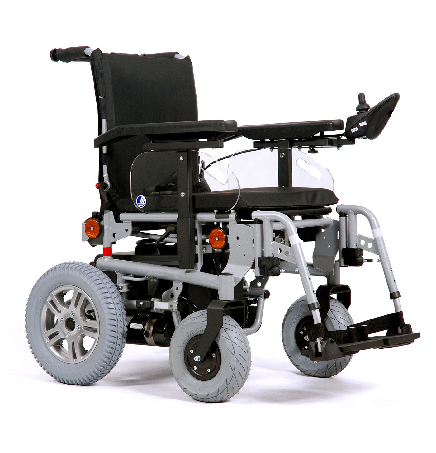 Wózek z napędem elektrycznym pokojowo terenowy SQUOD