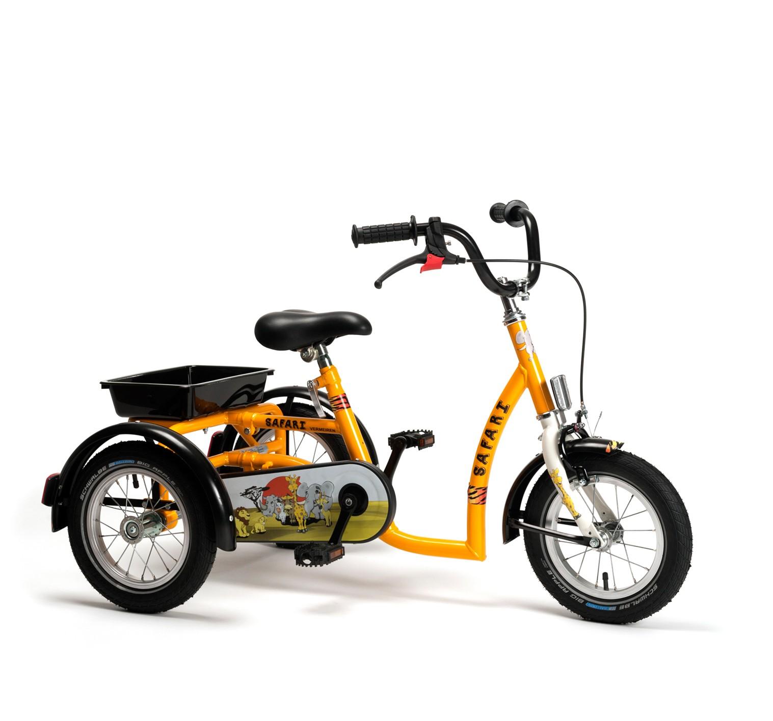 Rower rehabilitacyjny trójkołowy dla dzieci SAFARI