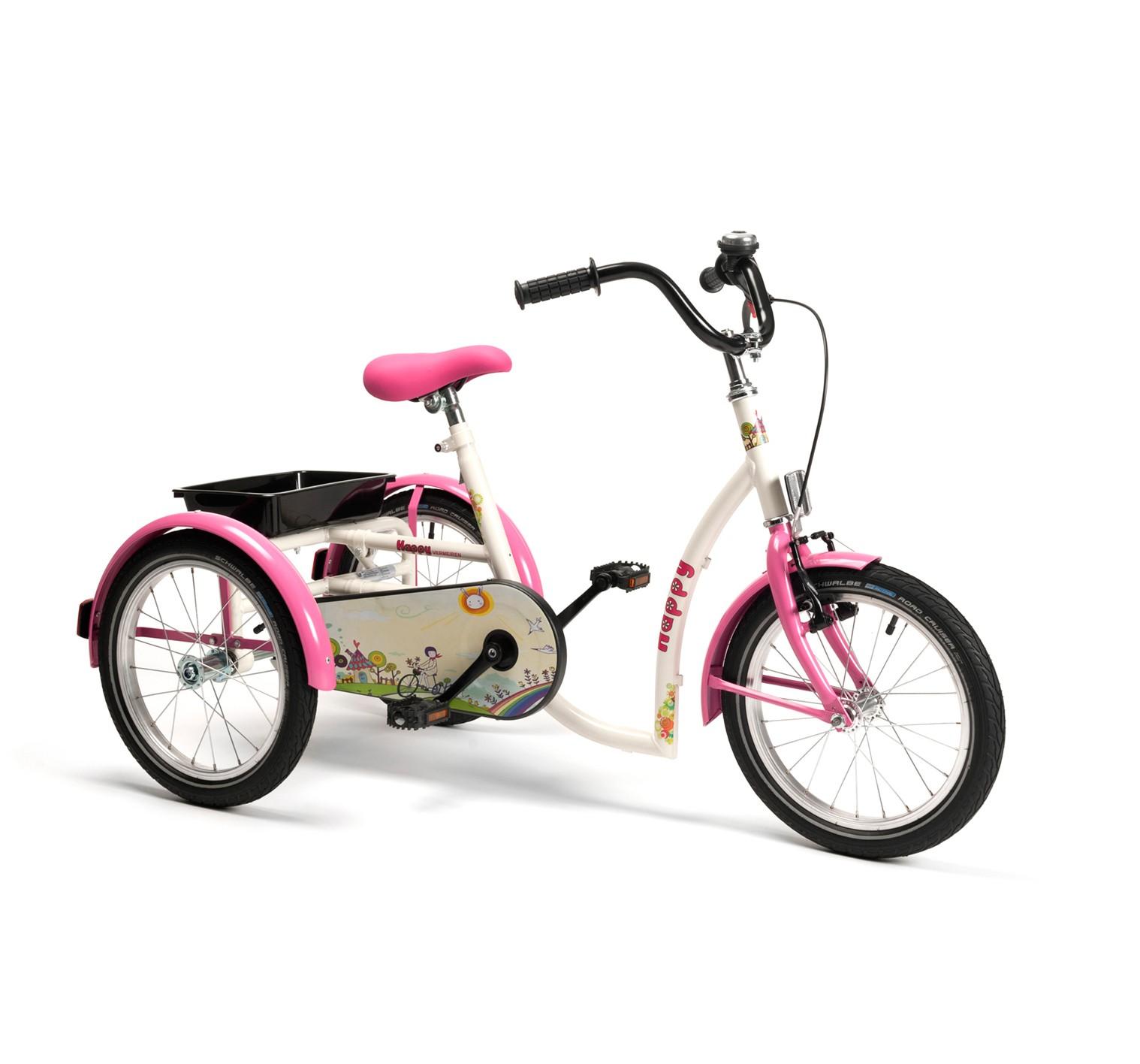Rower rehabilitacyjny trójkołowy dla dzieci HAPPY