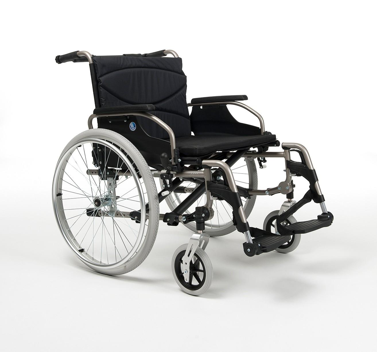 Wózek ze stopów lekkich V300 XXL