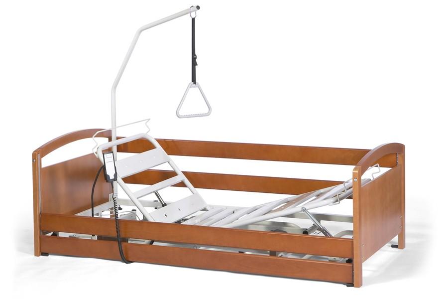 łóżko dla osób cierpiących na chorobę ALZHEIMERA i niskiego wzrostu ALOIS
