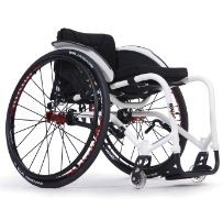 Wózek ze stopów lekkich aktywny SAGITTA Si