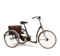 Rower rehabilitacyjny trójkołowy dla dorosłych VINTAGE